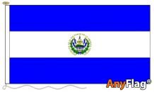 - EL SALVADOR ANYFLAG RANGE - VARIOUS SIZES